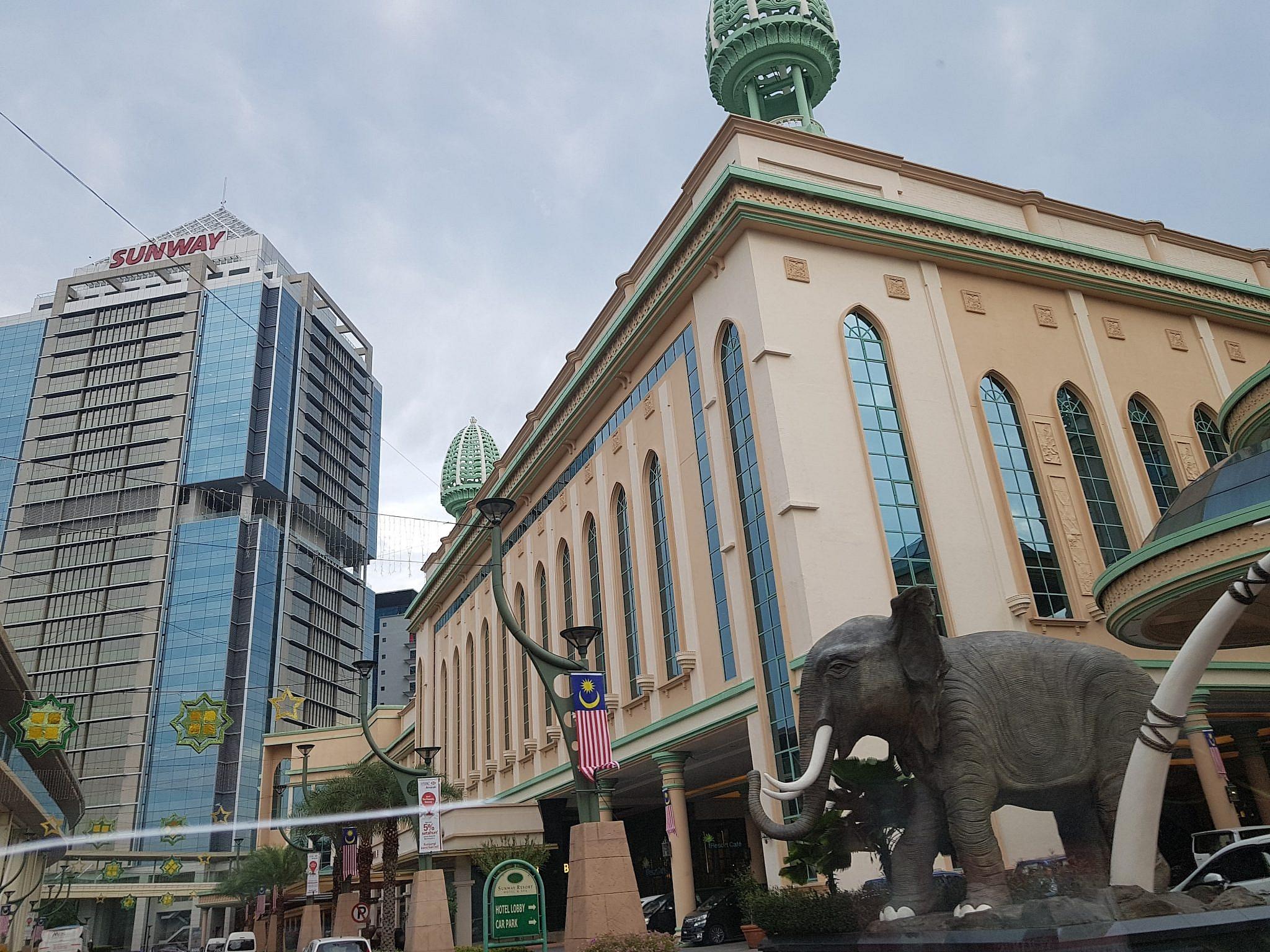 ماليزيا: تجربتي مع فندق صن واي ريزورت في سيلانجور